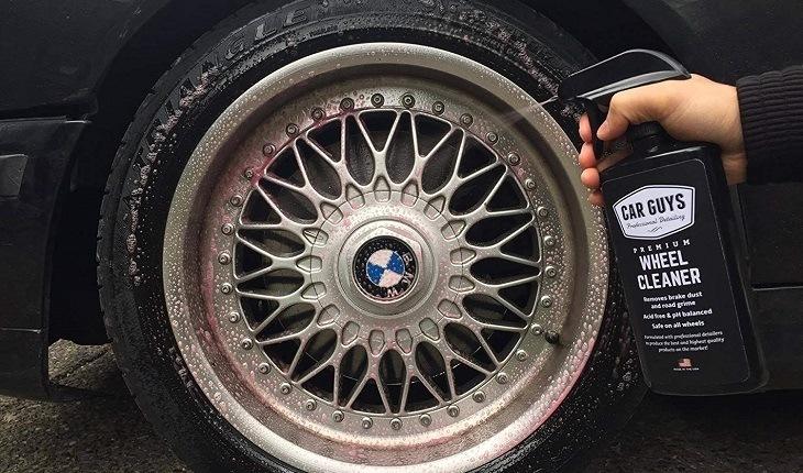 Best Wheel & Tire Cleaner