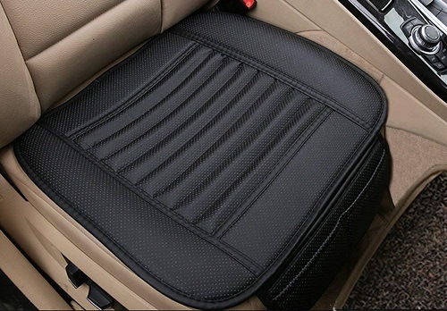 Big Aunt Breathable Car Seat Cushion