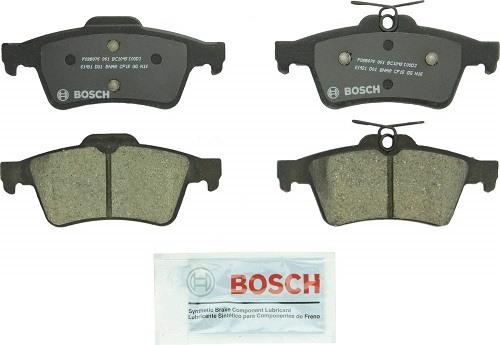 Bosch BC1095 QuietCast Ceramic Rear Brake Pad