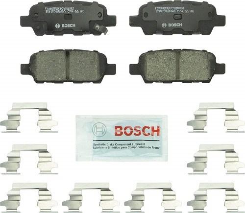 Bosch BC905 QuietCast Premium Ceramic Brake Pad