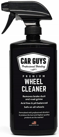 Car Guys Wheel and Tire Cleaner