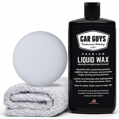 CarGuys Premium Liquid Wax