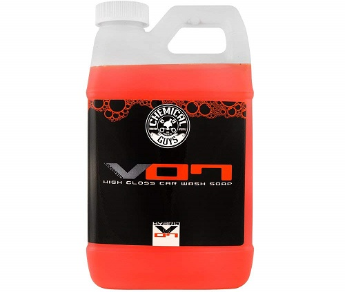Chemical Guys CWS_808_64 V7 Hybrid Car Wash Shampoo