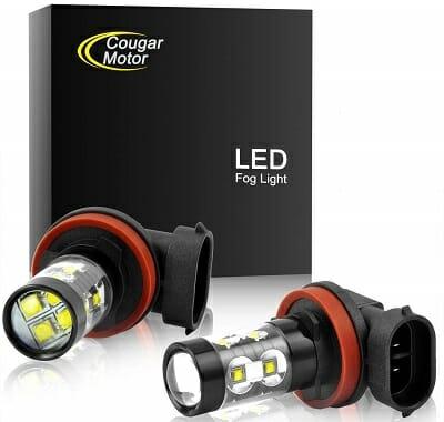 Cougar Motor H11 Fog Light / DRL Bulb