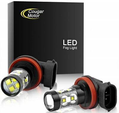 Cougar Motor H11 Fog Light / DRL Bulb