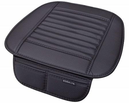 Edealyn Four Seasons Breathable Car Seat Cushion