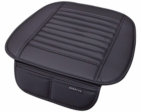 Edealyn Four Seasons Breathable Car Seat Cushion