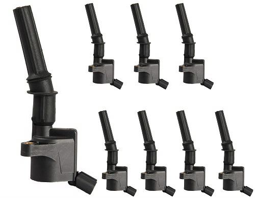 Ena Curved Boot Ignition Coil
