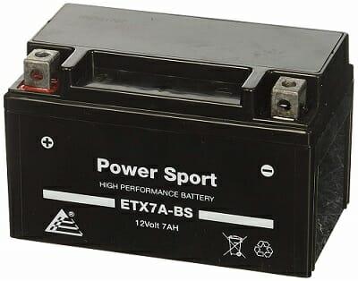 ExpertPower ETX7A-BS Battery
