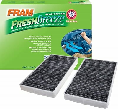 Fram Fcf8791a Fresh Breeze Cabin Air Filter