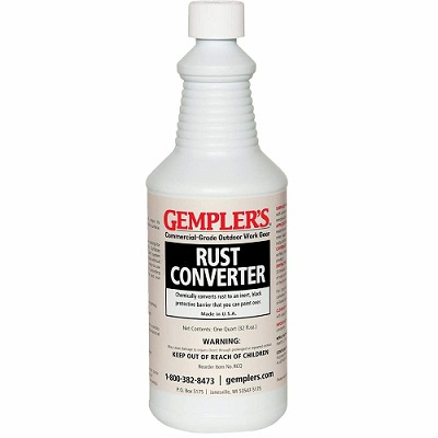 Gempler's Eco-Friendly All-In-1 Rust Converter
