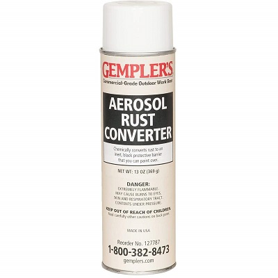 Gempler's Fast Aerosol Rust Converter