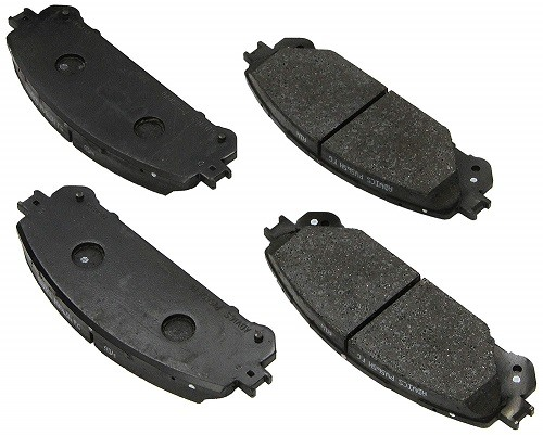 Genuine Toyota 04465-0E010 Brake Pad