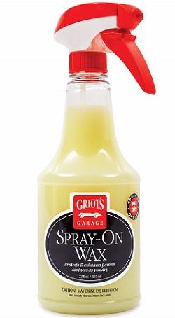 Griot's Garage 10962 Spray-On Wax