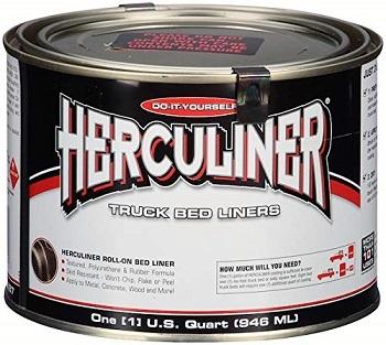 Herculiner HCL1B7 Roll On Bedliner