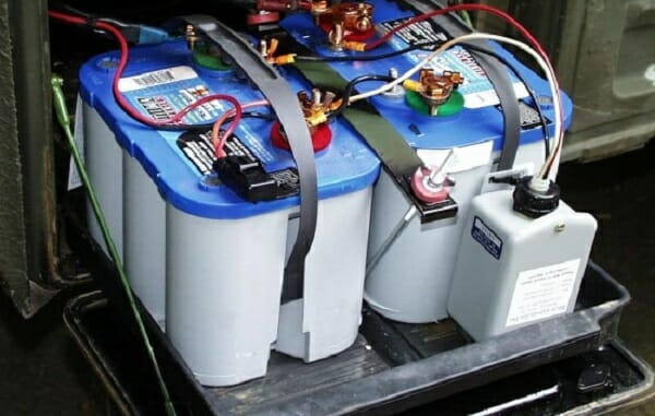 How to Buy an RV Battery