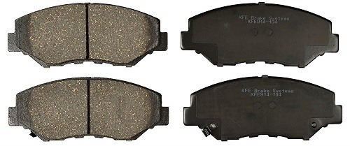 KFE 914-104 Premium Ceramic Front Brake Pad Set