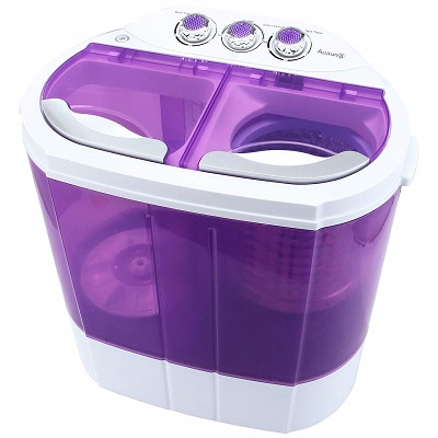 KUPPET Mini Portable Washer Dryer Combo