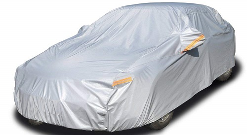 Kayme Waterproof All Weather Car Cover