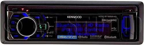 Kenwood Car Single Din Head Unit