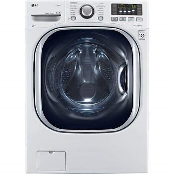 LG WM3997HWA Ventless Washer Dryer