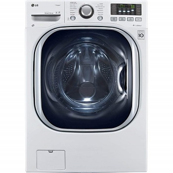 LG WM3997HWA Ventless Washer Dryer