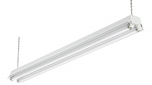 Lithonia Lighting 4-Ft Fluorescent Garage Lighting