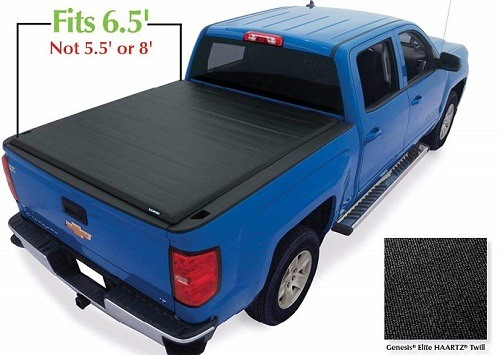 Lund 96893 Genesis Elite Roll Up Tonneau Cover