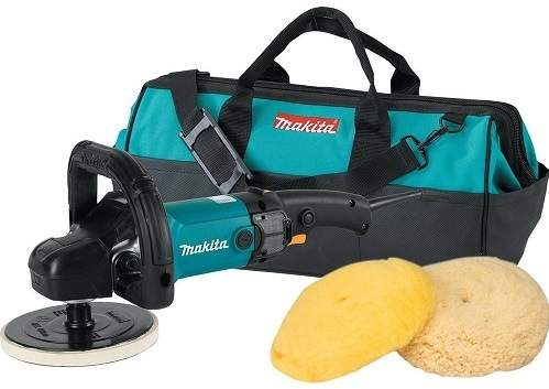 Makita 9237CX3 Polisher-Sander Kit