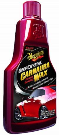 Meguiar's A2216 Deep Crystal Carnauba Wax