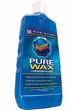 Meguiar's M5616 RV Pure Wax Carnauba Blend