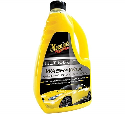Meguiar's Ultimate Wash & Wax Car Wash Shampoo
