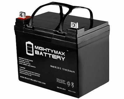 Mighty Max Battery ML35-12 Deep Cycle Battery