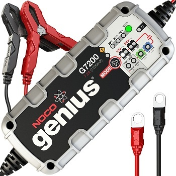 Noco Genius G7200 UltraSafe Smart Battery Charger