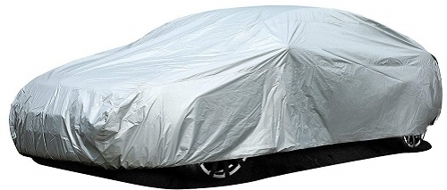Ohuhu Waterproof Outdoor Car Cover