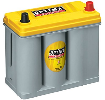 Optima 8073-167 D51R YellowTop Dual Purpose Battery