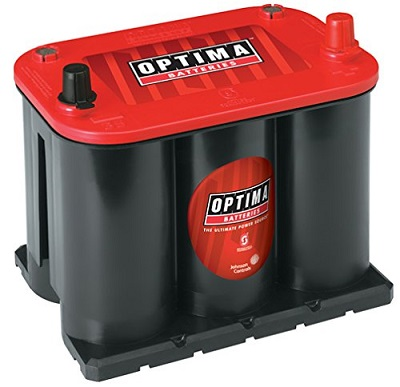 Optima OPT8020-164 35 RedTop Battery