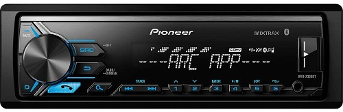 Pioneer MVH-X390BT Single Din Head Unit