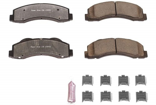 Power Stop Z36-1414 Truck and Tow Brake Pad