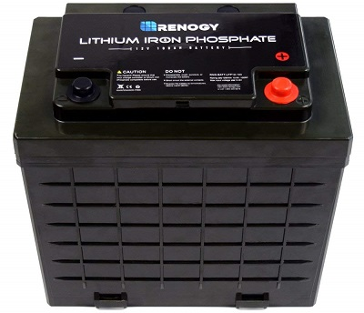 Renogy Lithium Iron Phosphate Battery