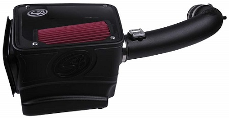 S&B Filters Cold Air Intake System