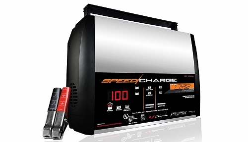 Schumacher SC-1200A-CA SpeedCharge Battery Charger