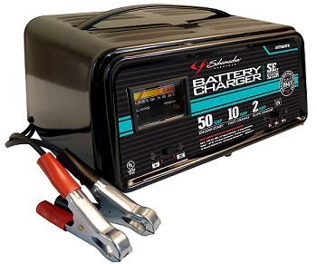 Schumacher SE-5212A Handheld Battery Charger