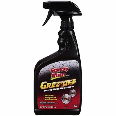 Spray Nine 22732 Heavy-Duty Grez-Off Degreaser