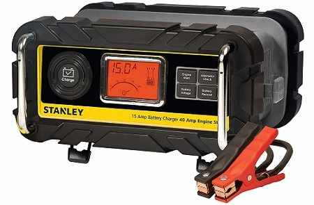 Stanley BC15BS Bench Battery Charger