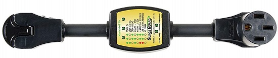 Technology Research 44270 Portable Surge Protector
