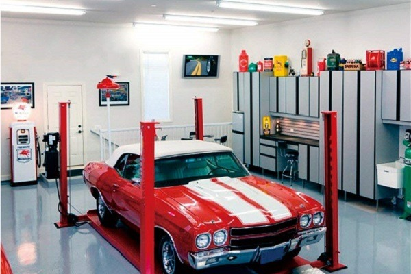 The Best Garage Lighting Buying Guide