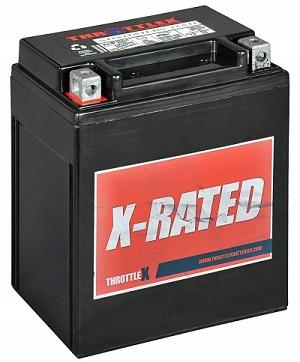 ThrottleX ADX14AH-BS Battery