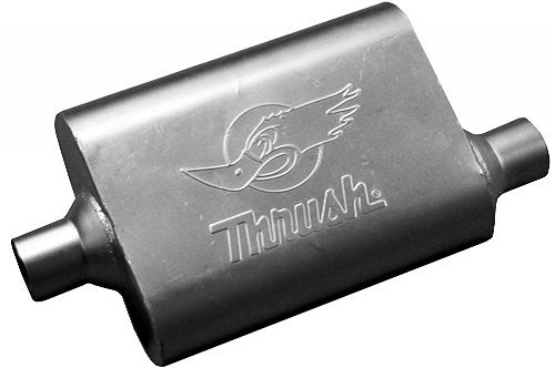 Thrush 17651 Welded Muffler
