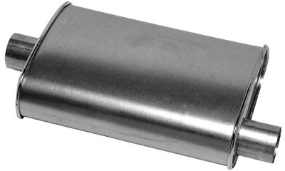 Thrush 17715 Turbo Muffler
